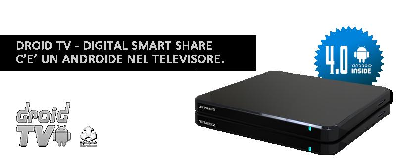 Novità Accessori| Android anche sulle Smart Tv