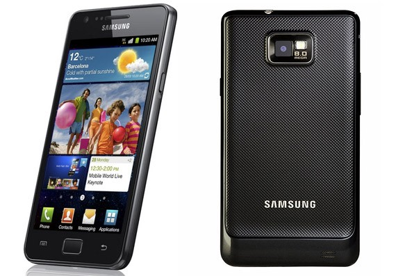 News Terminali | Samsung Galaxy SII Plus
