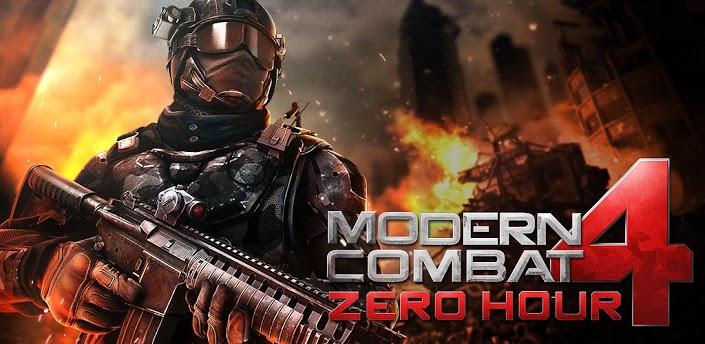News Giochi | Disponibile Modern Combat 4: Zero Hour