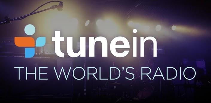 Novità Apps| TuneIn Radio: un nuovo modo di ascoltare il mondo!