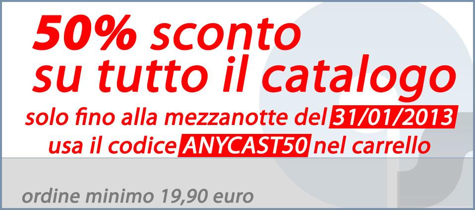 Acquisti Intelligenti| Da Anycast Solutions, un'offerta da non lasciarsi scappare!