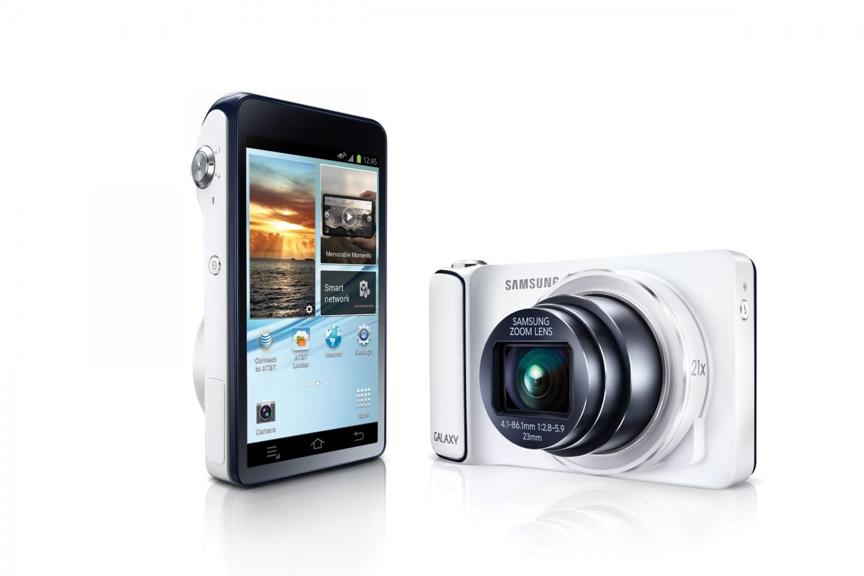 Novità Accessori| James Franco: dietro le quinte con Galaxy Camera!
