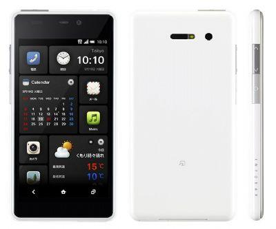 Novità Terminali| HTC lancia in Giappone 'Au Infobar A02'
