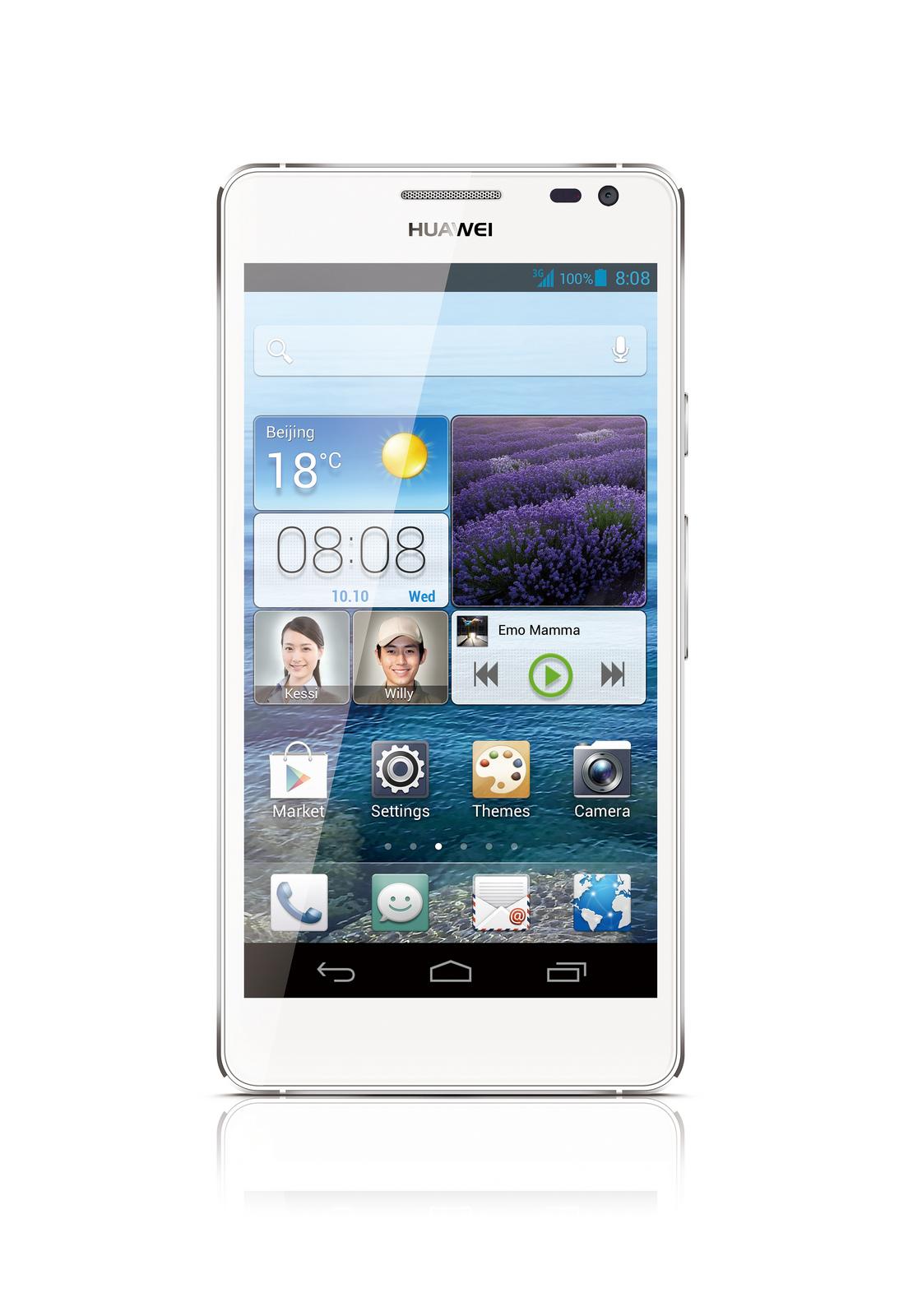 Novità CES 2013| Huawei lancia il suo smartphone di punta al CES 2013 di Las Vegas: Ascend D2