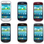 News CES 2013 | Nuovi colori per il Galaxy SIII Mini