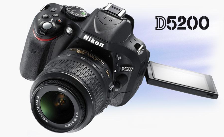Novità Accessori| D5200: La fotocamera che può essere collegata a un dispositivo Android