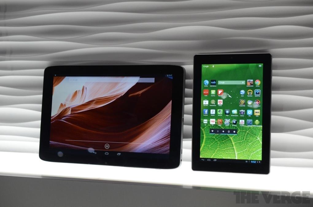 Novità CES 2013| Vizio porta al CES nuovi tablet Android