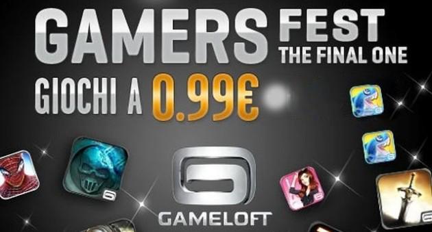 Novità Games| Tutti i giochi Gameloft a 0.99€.