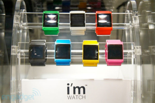 News CES 2013 | I'm Watch si aggiorna con I'm Droid2