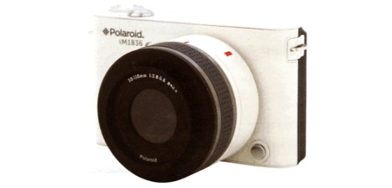 News CES 2013 | Video dimostrativo Polaroid iM1836