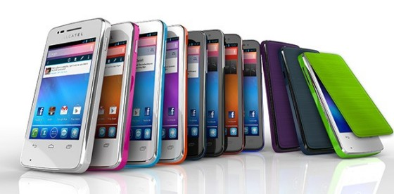 News CES 2013 | Alcatel presenta la gamma One Touch Pop
