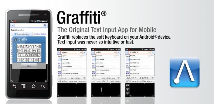 Novità Apps| Sfrutta la scrittura naturale con il tocco del dito!