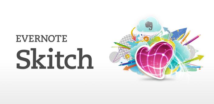 Novità App| Skitch per Android si aggiorna alla versione 2.0.5