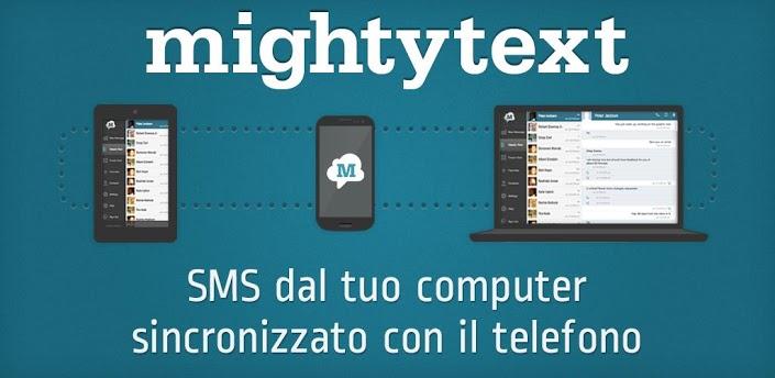 Novità Apps| Invia SMS direttamente dal tuo PC o Tablet