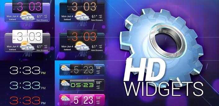 Novità App| Personalizza la tua schermata con HD Windgets