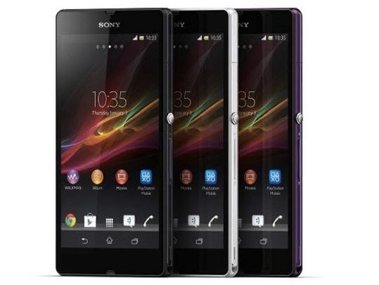 Novità CES 2013| Xperia Z: Il meglio di Sony in uno smartphone