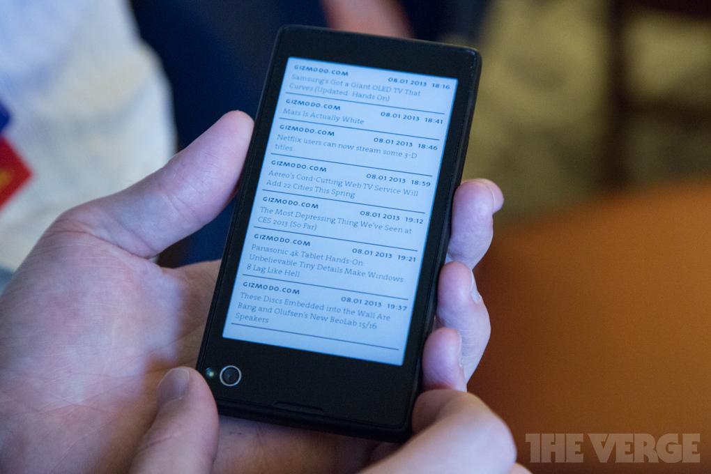 Novità CES 2013| Panasonic presenta JT-B1, il tablet Android dal design robusto!