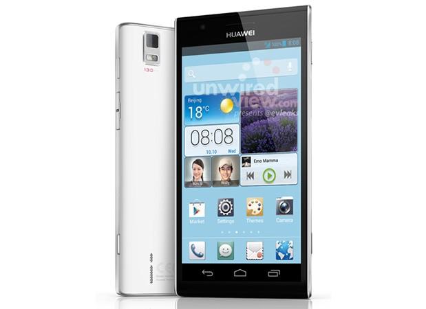 Novità MWC 2013| Huawei presenta lo smartphone 4G LTE più veloce al mondo