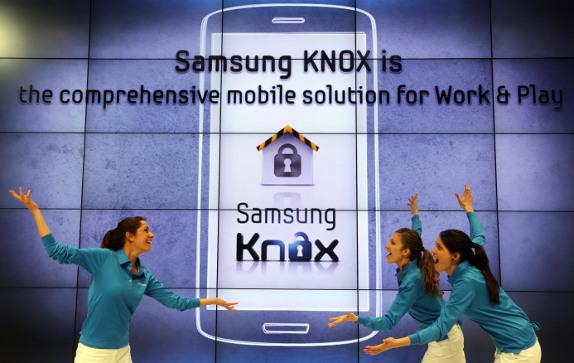 Novità MWC 2013| Samsung presenta KNOX!