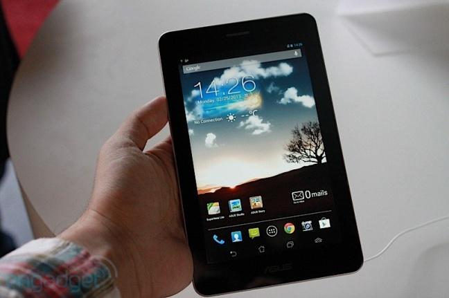 Novità MWC 2013| Asus presenta il tablet/phone !