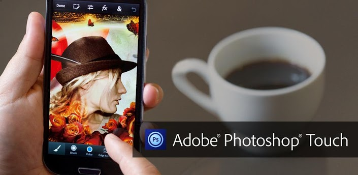 News App | Photoshop Touch arriva sui nostri smartphone android