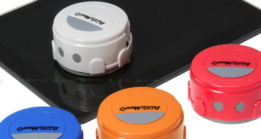 Auto Mees tablet cleaner robot