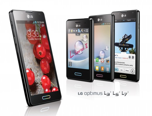 Novità Terminali| LG Optimus F5: video promo!