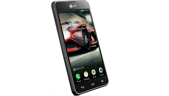 Novità Terminali| James Marshall ci mostra LG Optimus F5