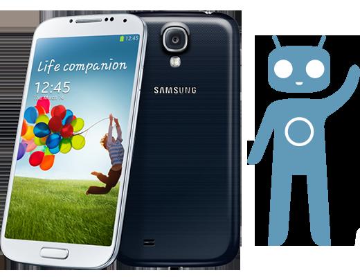 Novità Terminali| Galaxy S4 non sarà supportato da CyanogenMod !!