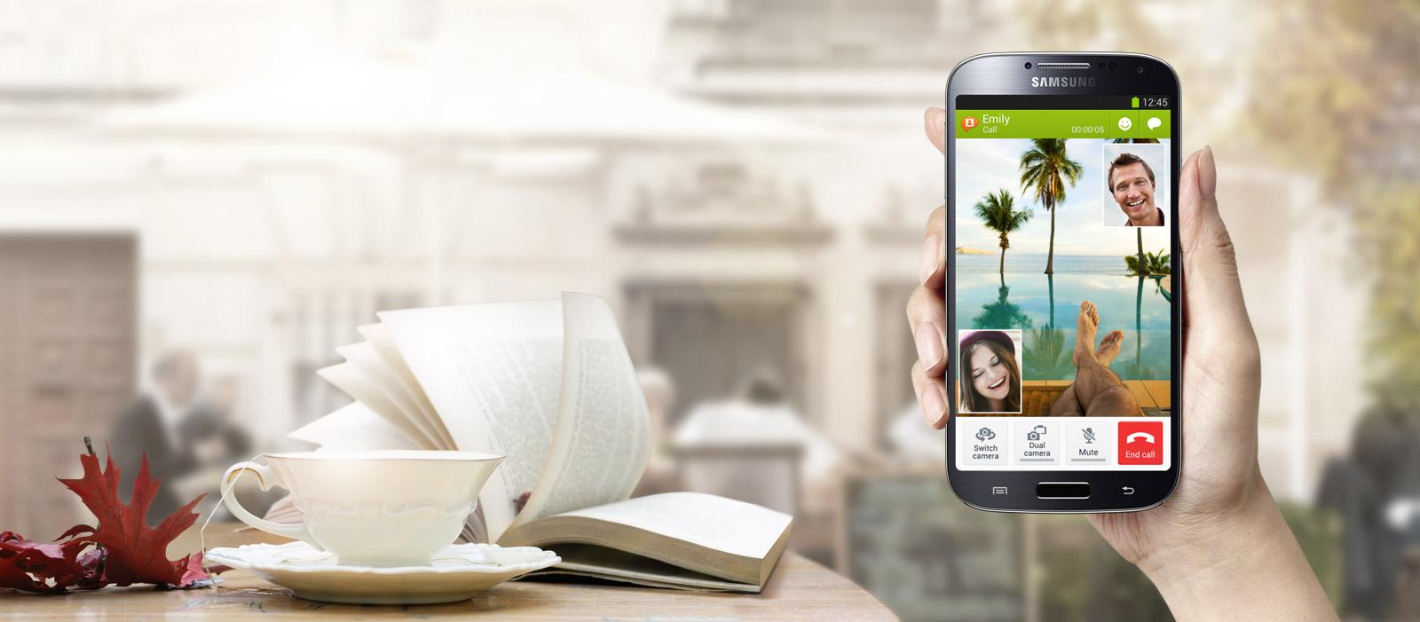 Novità Apps| ChatON diventa ancora più globale sul Galaxy S IV!