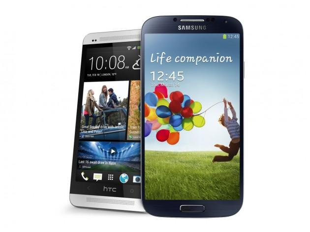 Novità Terminali| Smartphone a confronto: Galaxy S IV contro HTC One!