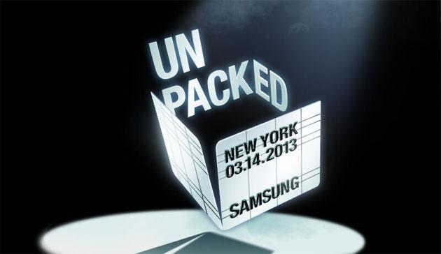 Novità Terminali| Per non perdersi la presentazione ufficiale del nuovo Galaxy S IV