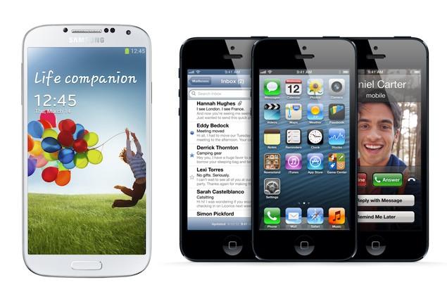 Novità Terminali| Terminali a confronto: iPhone 5 VS Galaxy S IV!