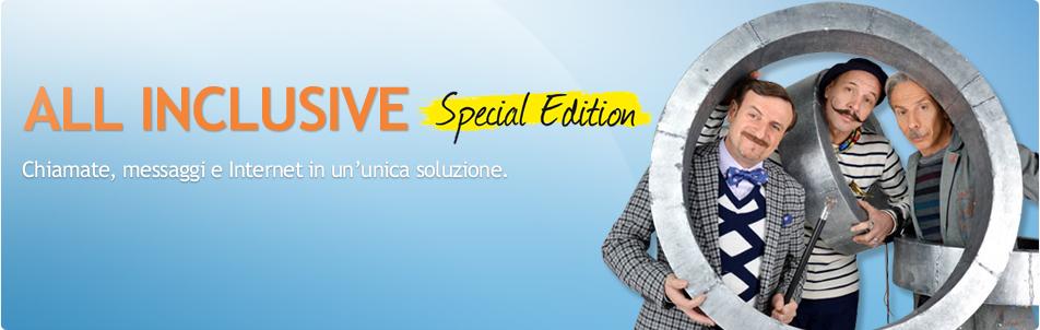 OCCHIO ALLA TARIFFA| Edizione speciale per All Inclusive Digital