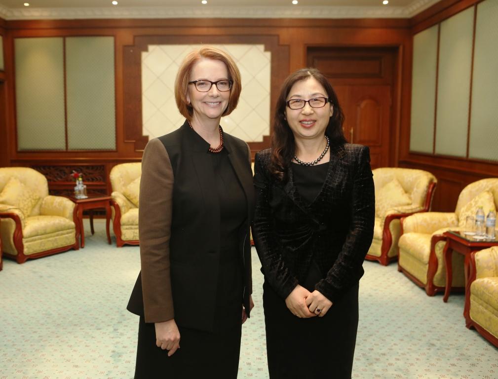 Novità Extra| Il Presidente del Board di Huawei incontra il Primo Ministro australiano!