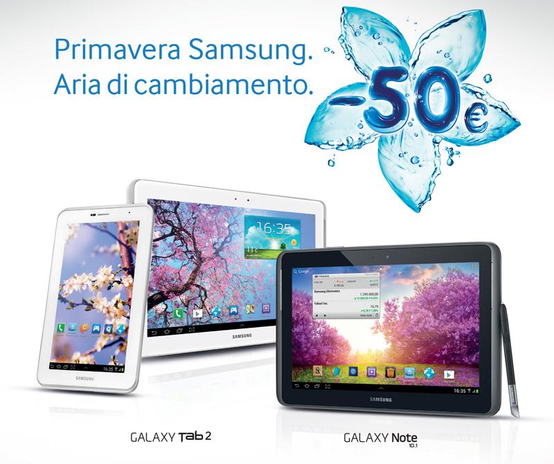 Acquisti Intelligenti| Primavera Samsung, aria di cambiamento!