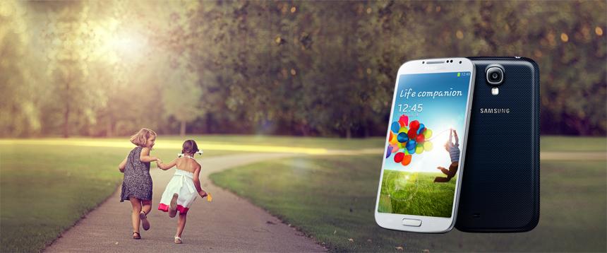 Novità  Samsung Galaxy S IV sfida l'impossibile..