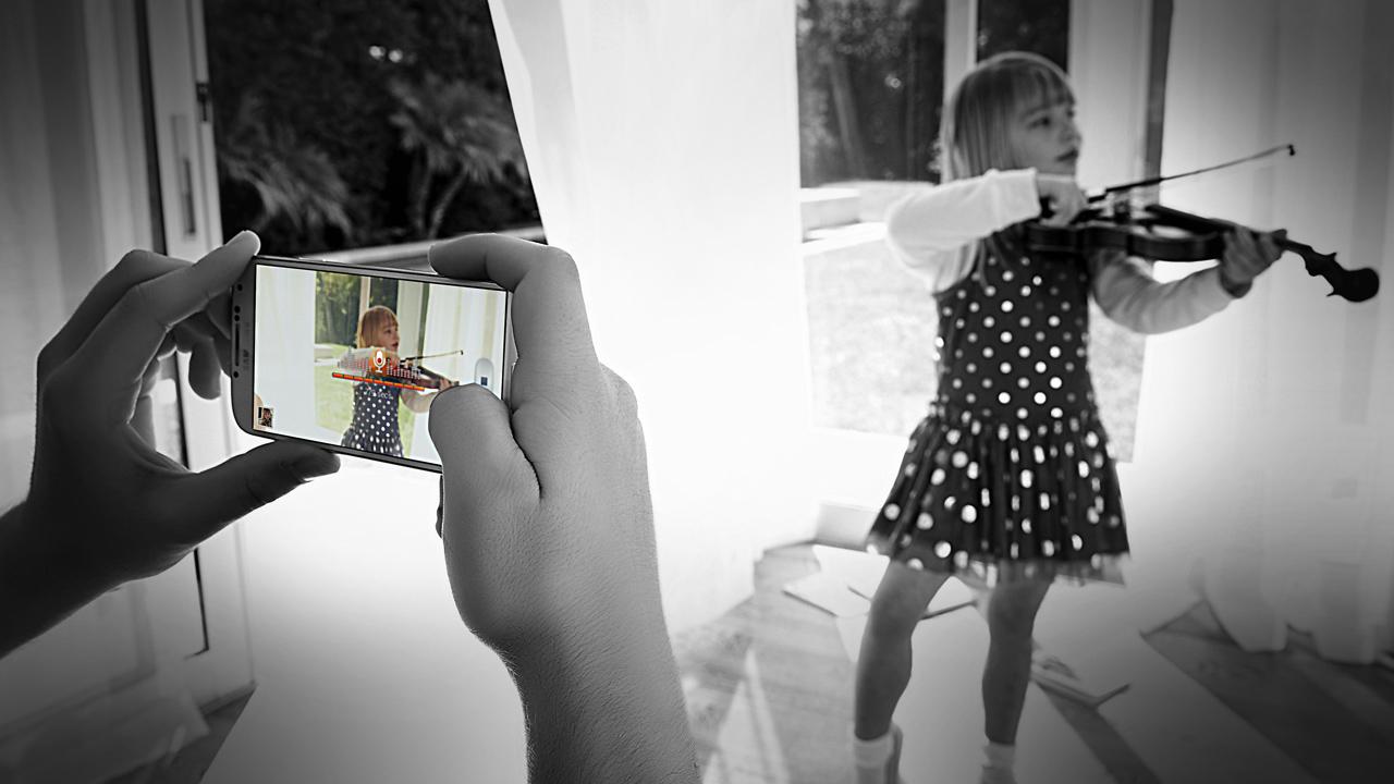 Novità| Ascoltare le immagini con Galaxy S4 è possibile!