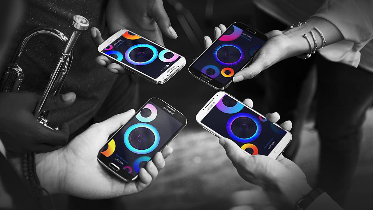 Novità| Con Galaxy S4 hai un potente sistema audio!
