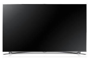 SAMSUNG LED TV F8000_Front