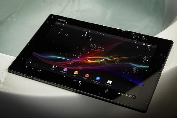 Novità| Sony Xperia Tablet Z disponibile in tutto il mondo!