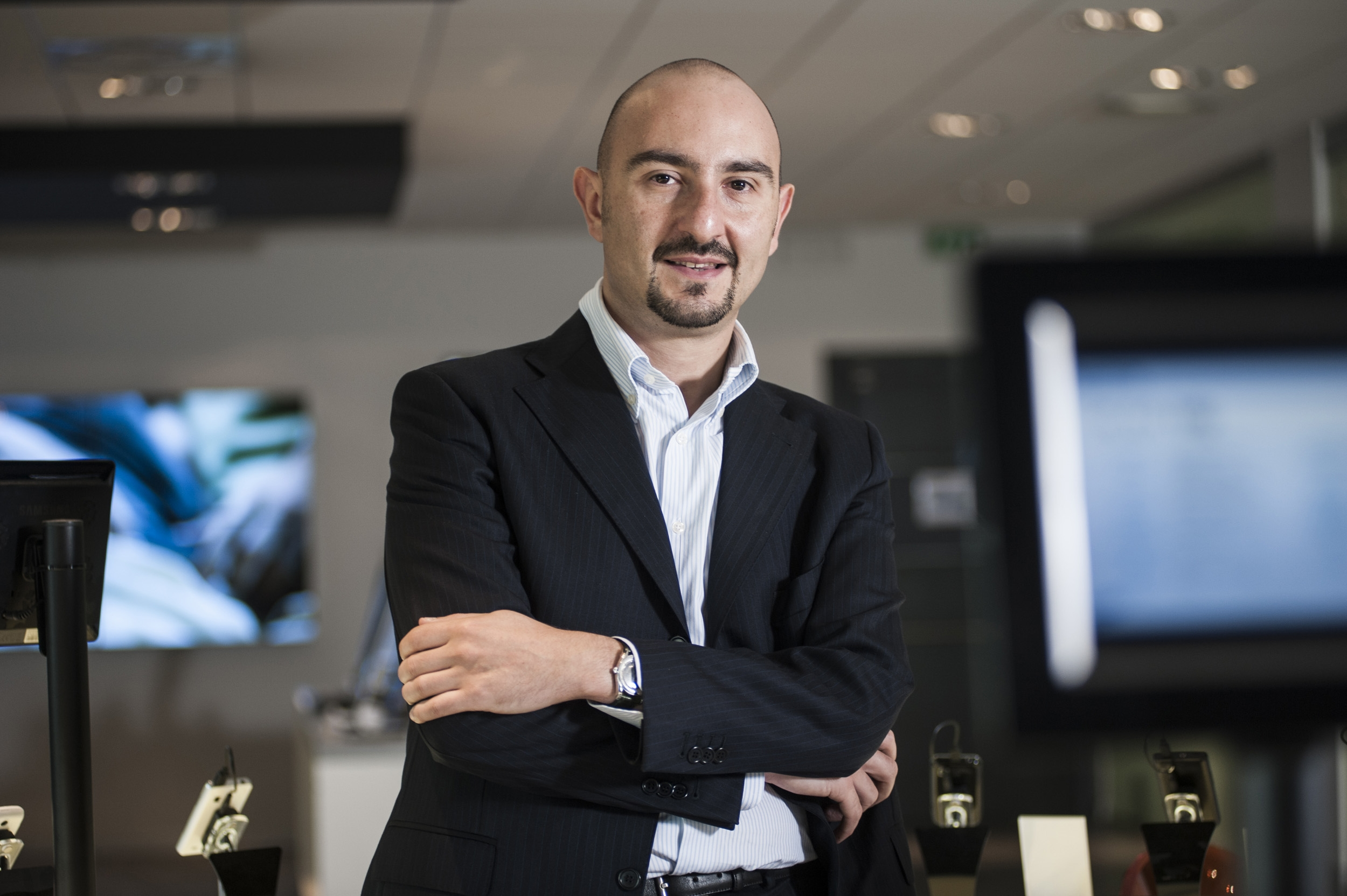 Novità  Carlo Carollo nominato Director della Divisione Telefonia Mobile di Samsung Electronics Italia