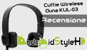 cuffie wireless Auna KUL-03