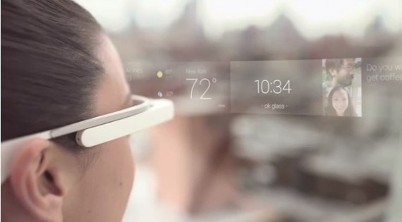 News | Google Glass sempre più vicini. Google ci mostra i primi utilizzi! [video]