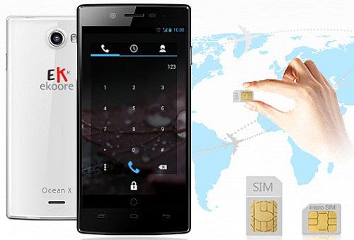 Novità| Ocean X Pro, un Dual SIM con Android 4.2 e quad core a soli 300€!