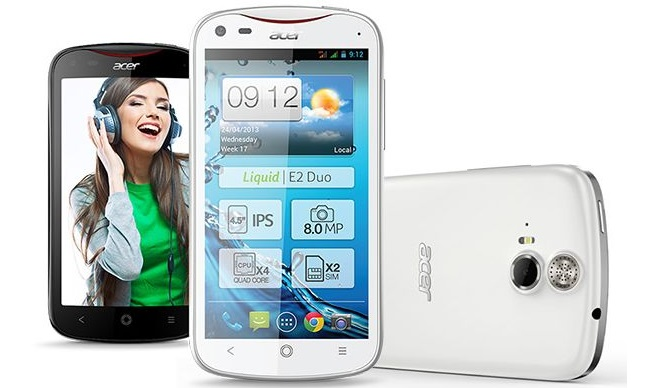 Novità| Liquid E2: lo smartphone che arricchisce la tua vita quotidiana!