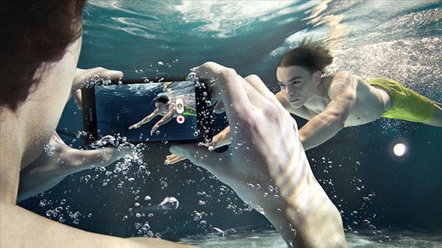 Novità| Xperia Z: Il nuovo smartphone impermeabile di Sony