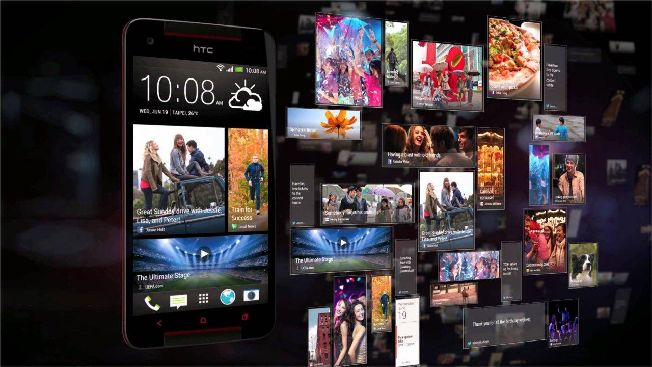 Novità| HTC Butterfly S: annunciato ufficialmente in Taiwan!