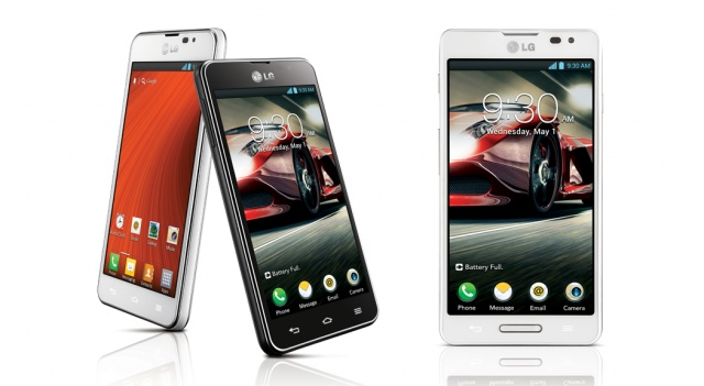Novità| Optimus serie F i nuovi smartphone di LG!
