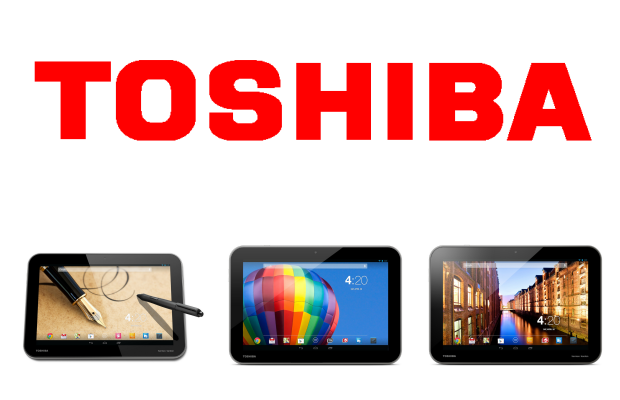 Novità| Toshiba porta al Computer 2013 tre nuovi tablet Android